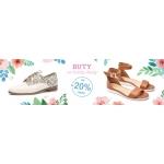 DaWanda: 20% zniżki na buty