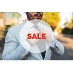 Dandy Yourself: wyprzedaż do 40% zniżki na krawaty, kamizelki, poszetki, bransoletki