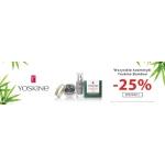 Dax Cosmetics: 25% rabatu na kosmetyki Yoskine Bamboo