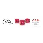 Dax Cosmetics: 20% zniżki na kosmetyki do twarzy Celia Q10