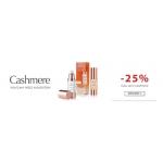 Dax Cosmetics: 25% rabatu na całą serię Cashmere