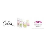 Dax Cosmetics: 20% zniżki na kosmetyki do twarzy Celia Olejki Polskie
