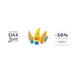 Dax Cosmetics: 50% rabatu na całą serię DAX Sun