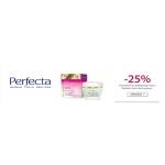 Dax Cosmetics: 25% rabatu na kosmetyki do pielęgnacji twarzy Perfecta Cera Naczynkowa