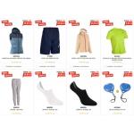 Decathlon: do 75% rabatu na odzież, obuwie i akcesoria sportowe