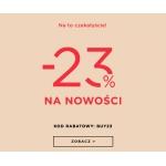 DeeZee: 23% zniżki na obuwie z nowej kolekcji
