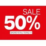 Deichmann: wyprzedaż 50% zniżki na buty