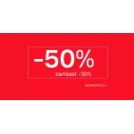 Deichmann: wyprzedaż 50% rabatu zamiast 30% zniżki na buty
