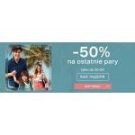 Deichmann: 50% rabatu na ostatnie pary obuwia