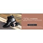 Deichmann: 20% rabatu na wybrane buty skórzane
