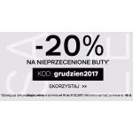 Deichmann: 20% zniżki na buty nieprzecenione