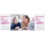 Dekoria: do 20% rabatu na prezenty dla dzieci oraz mam