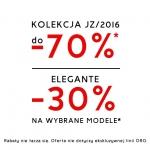 Deni Cler Milano: wyprzedaż do 70% rabatu na odzież damską