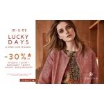 Deni Cler Milano: 30% zniżki na spodnie, t-shirty, kardigany, swetry, chusty, szale, okulary