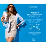 Deni Cler Milano: 15% zniżki na weekend