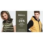 Diverse: 20% rabatu na nową kolekcję odzieży