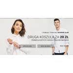 Diverse: druga koszula za 20 zł