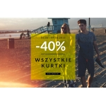 Diverse: 40% promocja na kurtki