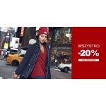 Diverse: 20% rabatu na odzież i obuwie