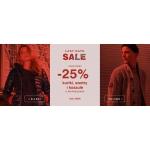 Diverse: dodatkowe 25% zniżki na kurtki, swetry i koszule