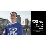 Diverse: do 50 zł zniżki na bluzy oraz jeansy