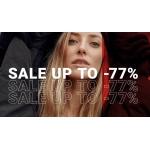 Diverse: wyprzedaż do 77% zniżki na odzież damską oraz męską