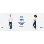 Diverse: 25% rabatu na wszystkie spodnie jeans