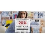 Diverse: 20% zniżki na buty i bluzy
