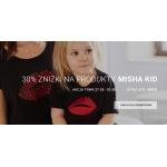 Diverse: 30% zniżki na odzież dziecięcą marki Misha Kids