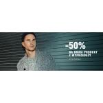 Diverse: 50% zniżki na drugi produkt z wyprzedaży