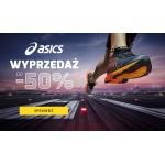 Dotsport: wyprzedaż do 50% rabatu na markę Asics