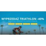 Dotsport: wyprzedaż 40% rabatu na produkty do triathlonu