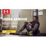 Dotsport: dodatkowe 15% rabatu na odzież i obuwie marki Under Armour