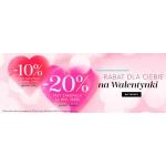 Douglas: Walentynkowa promocja 10% rabatu na zakupy przy zamówieniu za min. 199 zł