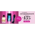 Douglas: 15% rabatu na perfumy damskie i męskie