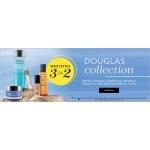 Douglas: przy zakupie 3 kosmetyków marki Douglas Collection, otrzymacie trzeci najtańszy za 1 gr