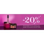 Douglas: 20% rabatu na kosmetyki do makijażu marki Douglas Collection