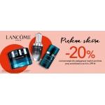 Douglas: 20% rabatu na kosmetyki do pielęgnacji marki Lancome