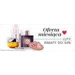 Douglas: Oferta Miesiąca Lutego do 54% zniżki na perfumy