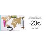 Douglas: 20% zniżki na kosmetyki marek azjatyckich przy zakupach za min. 199zł
