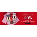 Douglas: Walentynkowa promocja 20% rabatu na kosmetyki Estee Lauder i Clinique