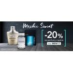 Douglas: 20% rabatu na perfumy dla mężczyzn
