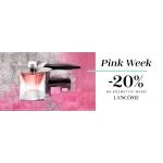 Douglas: 20% zniżki na kosmetyki marki Lancome