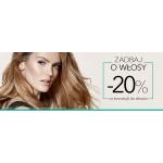 Douglas: 20% rabatu na kosmetyki do włosów