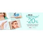 Douglas: 20% zniżki na kosmetyki do pielęgnacji ciała, dłoni, stóp i włosów