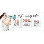 Douglas: do 20% zniżki na kosmetyki
