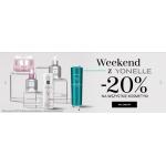 Douglas: 20% zniżki na wszystkie kosmetyki marki Yonelle