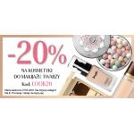 Douglas: 20% zniżki na kosmetyki do makijażu twarzy