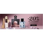 Douglas: 20% zniżki na kosmetyki i perfumy marki Yves Saint Laurent