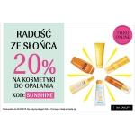 Douglas: 20% zniżki na kosmetyki do opalania